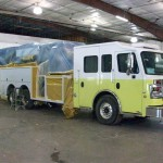 New Fire-Ladder Truck for BSTG