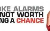 change smoke detector